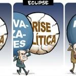 """Privatização é o """"eclipse"""" de Temer para a crise política"""