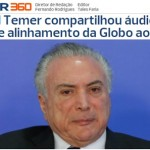 "Temer, o ""fake president"", promove as ""fake news"""