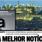 """A """"Veja"""" comemora o fruto da Lava Jato: a venda do Brasil"""
