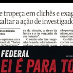 """Filme """"Lava Jato"""", diz crítica, vira """"Partido da Polícia"""""""