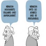 Janio: Temer salva-se da corrupção com corrupção