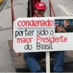 Lula: mil vezes maldito; mil vezes réu