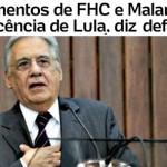 Depoimento de FHC sobre caças deixa procurador sem ação