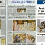 O Globo, atrasado, ainda acha que capa engana bobo