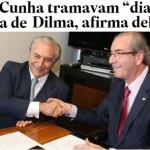 """Funaro: Temer e Cunha tramavam impeachment de Dilma """"diariamente"""""""