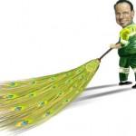 Ao pato pavão de Doria sobrou a panela do Alckmin? Ou só o Kim?