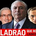 """Cunha diz que """"roubaram"""" sua delação para dar a Funaro"""