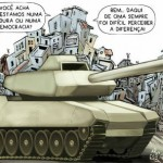 O terreno do golpe está ocupado, Mourão. Pelas tropas do Moro