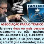 Ministro da Justiça diz que PM do Rio é sócia do crime e o MP, nada?