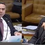 Barroso bate boca com Gilmar. O Supremo é uma baixaria