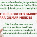 Jefferson Miola: Barroso fundamentou impeachment de Gilmar