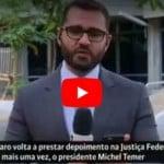 Funaro fala em R$ 2,5 milhões da Bertin para Temer