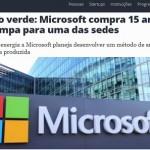 """Atenção, imbecis: Bill Gates vai """"estocar vento"""""""