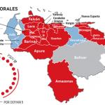 Maduro vence em 17 de 23 estados. E é ditadura?