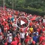 """30 mil na marcha do MTST. A Dra. Ida fez um """"preview"""" para Moro"""