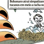 Folha confirma migração tucana para Bolsonaro