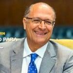 Alckmin foca campanha em bloquear Doria, Huck e Bolsonaro