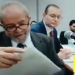 Lula tem originais e mais 6 recibos. Mas quer testemunha para entregar