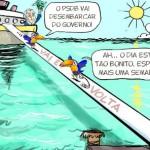 """FHC e o óbvio: com Temer, PSDB perde. Mas quer sair e """"apoiar reformas"""""""