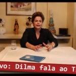 Dilma, ao Tijolaço (I): 'programa social não é programa de auditório'. Assista.