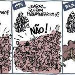 O pavor de eleição seduz ao golpe do golpe