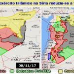 Por que você não lê mais nada sobre a Síria? Porque o Isis perdeu...