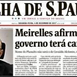"""Quem vai ficar com Temer? Meirelles dá um """"caia fora"""" em Alckmin"""