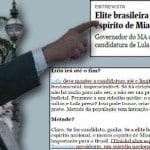 """O """"delenda Lula"""" faz editor da Folha inverter chamada"""