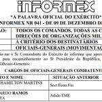 O general Mourão vai ser vice de Bolsonaro? Ou Ministro da Defesa?