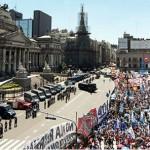 Votação da Previdência na Argentina é advertência ao Brasil
