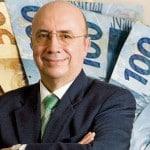 """Meirelles posa de """"dono da bola"""" e debocha de Alckmin"""