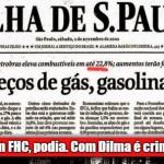 MP processa Mantega e Graça por 'gasolina barata'. Lembra dos 'coxas' reclamando que era cara?