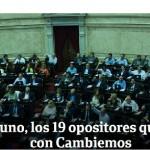 Traições da oposição ajudam Macri a aprovar reforma previdenciária