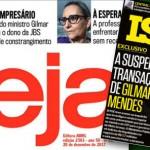"Curitiba faz revistas ""descobrirem"" negócios de Gilmar Mendes"