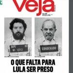 Finalmente, a Veja se revela na capa. O novo Dops quer prender Lula