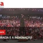 Dilma: indignação com a caça a Lula está se espalhando