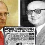Meu nome é Alckmin, mas podem me chamar de Cristiano Machado