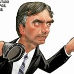 O alucinado galope para trás do Brasil
