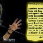 Cármem Lúcia, o direito das leis e a lei moral