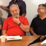 Sindicalistas dão apoio a Lula. Assista.