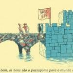 Os ricos-ricos se lixam para o Brasil, diz Hildergard Angel