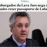 """A Justiça que virou circo. Quem manda mais no Lula? """"Eu, eu, eu"""""""