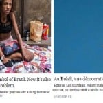 O Brasil voltou. Voltou ao passado