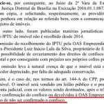 """Moro admite """"dar"""" triplex a Lula, se não for """"de Lula"""""""