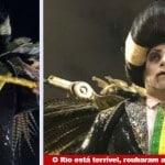 """Tiraram a faixa do """"Vampirão"""". Mas foi só na Passarela, pena..."""