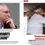 Barroso devolve na 'Veja' o abraço de Temer em Cármen Lúcia