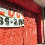 """A """"retomada"""", no Rio, fecha as portas das lojas"""