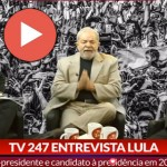 Ao vivo, aogora, Lula fala do 247