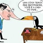 """""""Por fora"""" de Alckmin não é corrupção, diz procurador"""