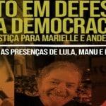 Lula, no Rio, direto do Circo Voador